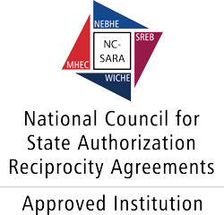 National Council State Authorization (SARA) Approved Institution