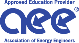 AEE logo: Approved Education Provider